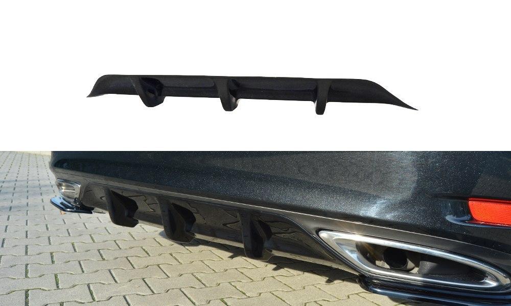 Dokładka Tył Lexus GS Mk4 Facelift T - GRUBYGARAGE - Sklep Tuningowy